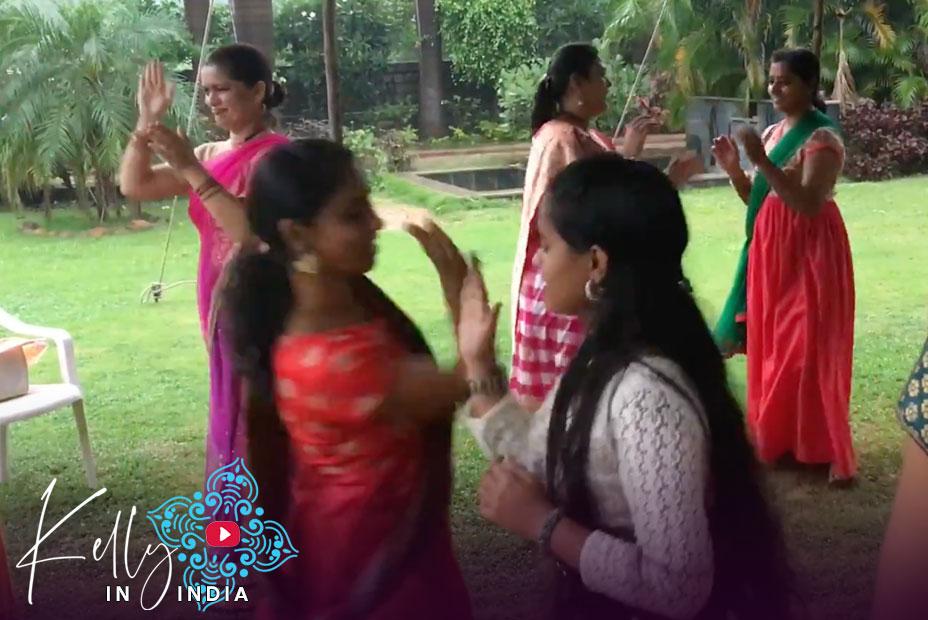 Kelly in India: Episode 05. End of October: Dussera festival