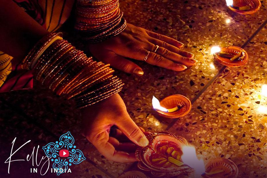 Kelly in India: Episode 06. Diwali Festival of Lights