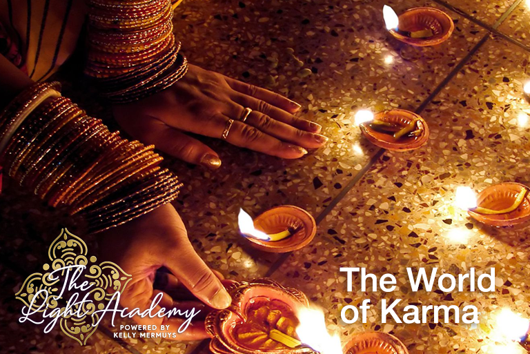 01. The World of Karma